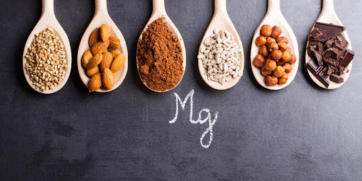 does magnesium help with dieting